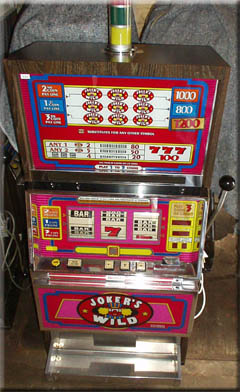 spilleautomater casino roulette